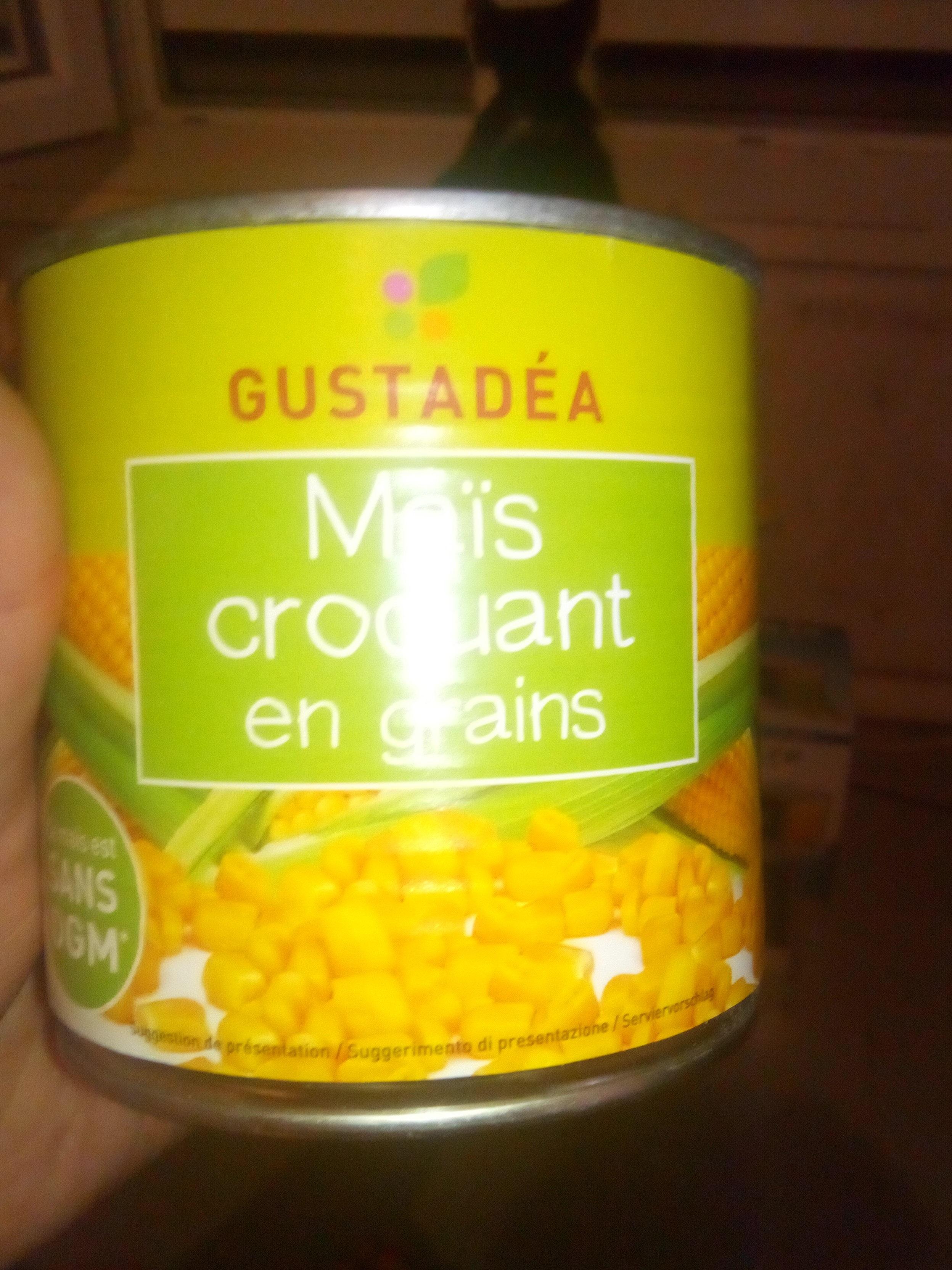 Mais - Produit - fr