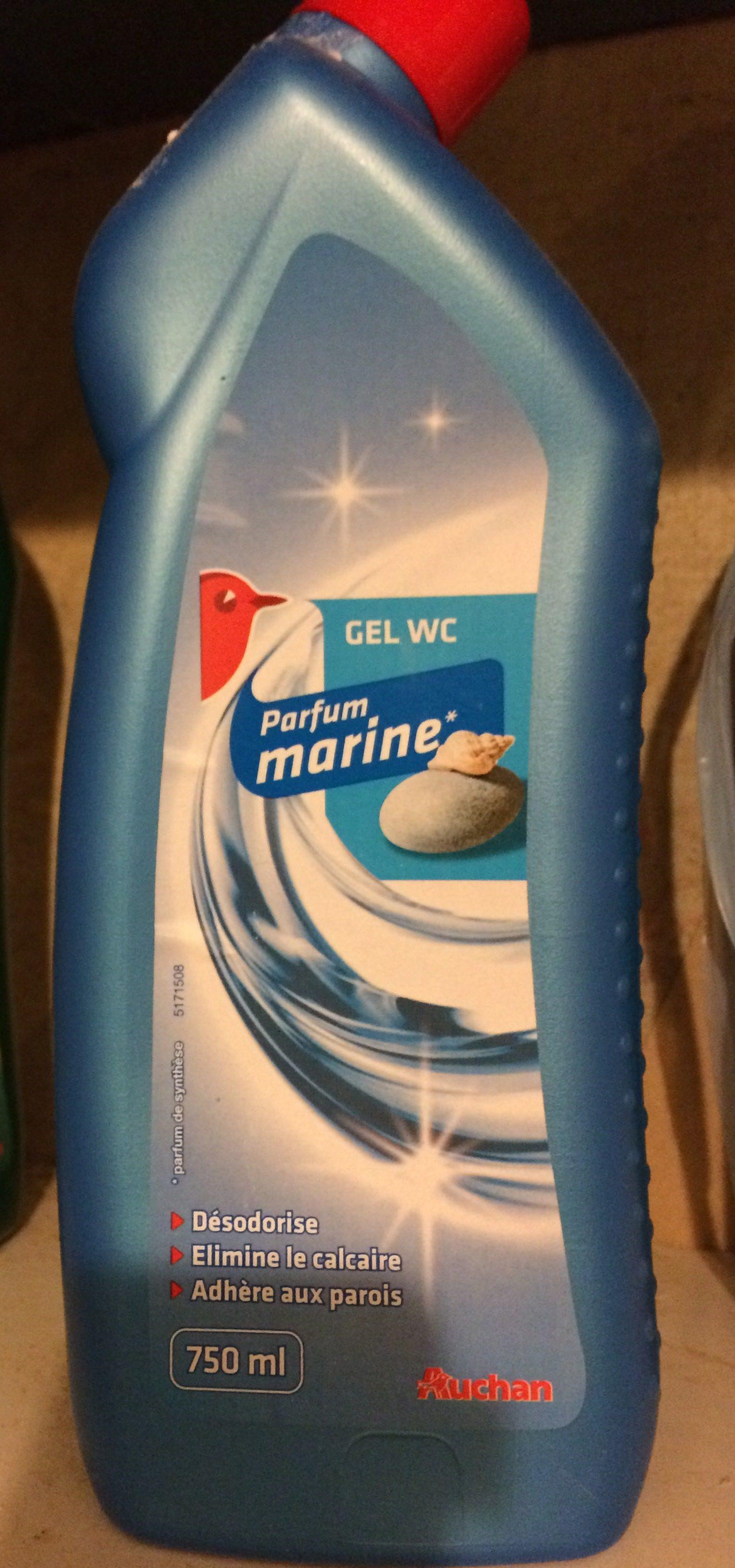 Gel WC parfum marine - Produit