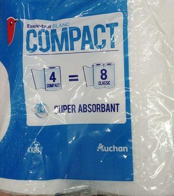 Essuie-tout Blanc Compact - Product