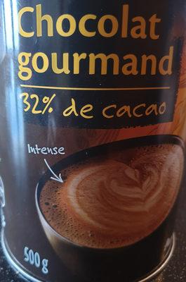 chocolat gourmand - Produit