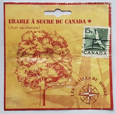 Erable à sucre du Canada - Product