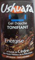 gel douche tonifiant Energise - Product