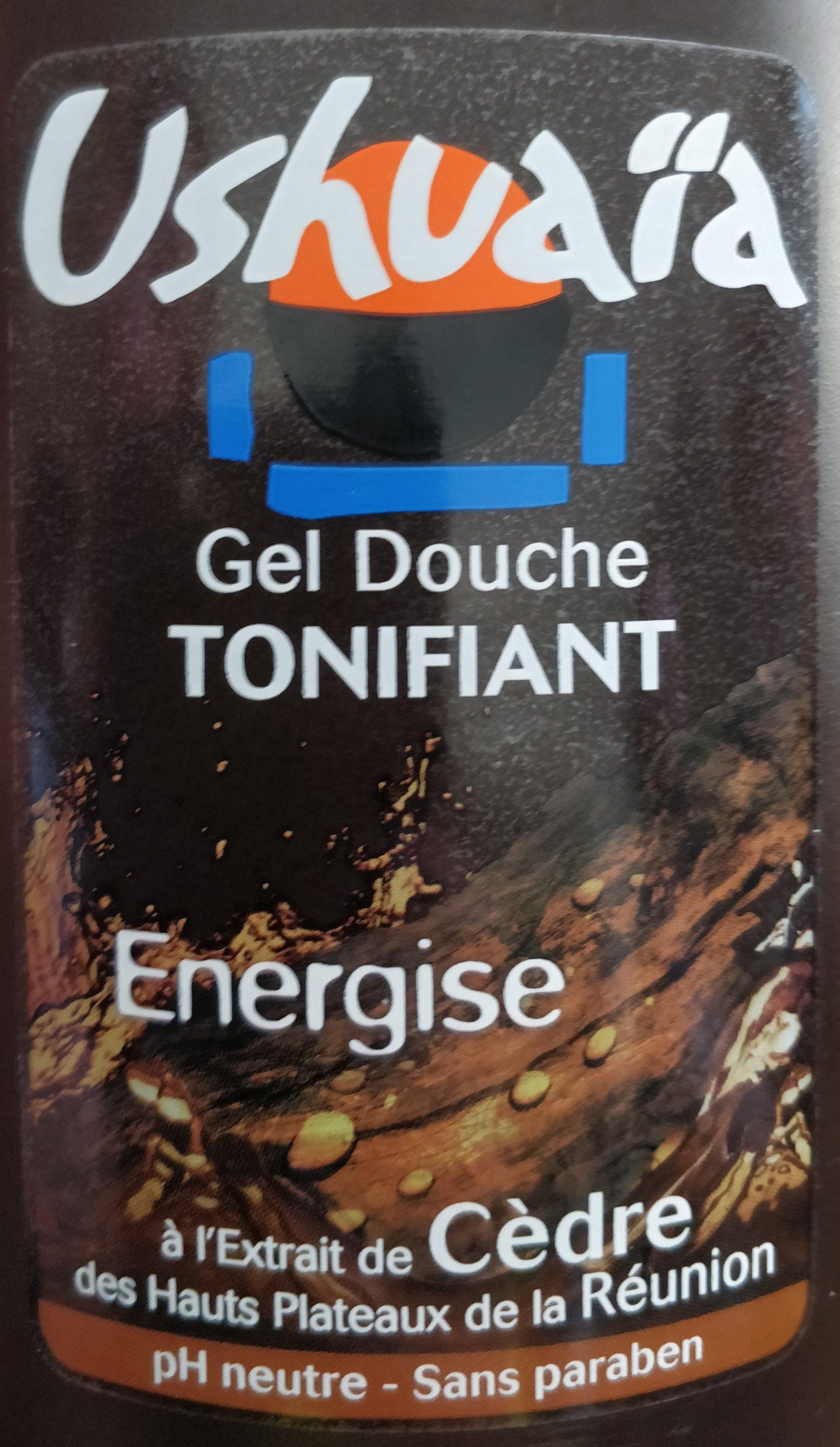gel douche tonifiant Energise - Product - fr