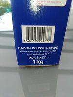 Gazon - Produit