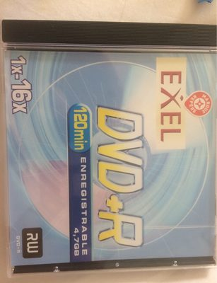 Dvd+R - Product