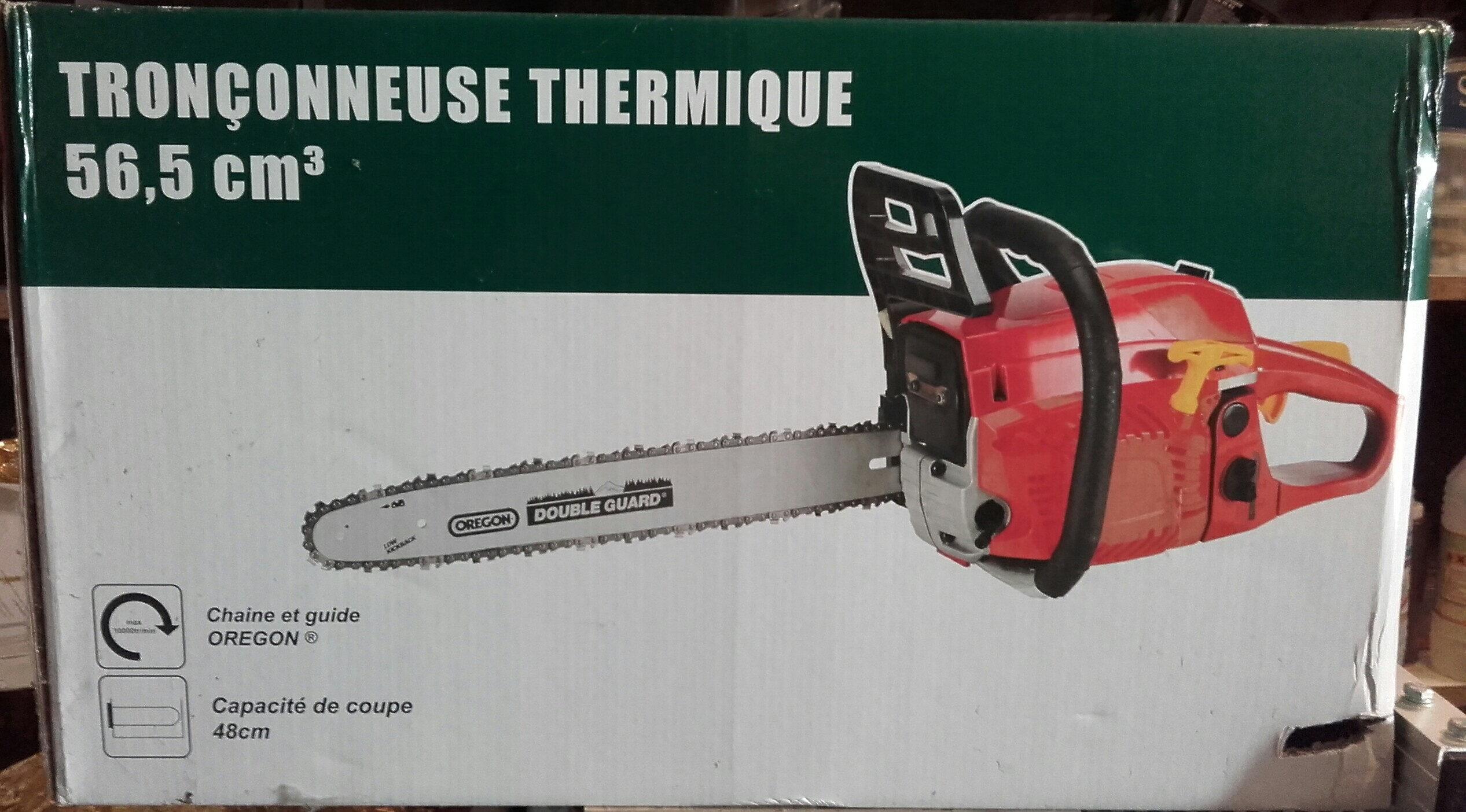 tronçonneuse thermique 56,5 cm3 - Product - fr