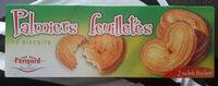 Palmiers feuilletés - Product