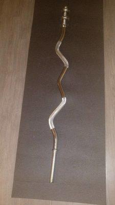 Barre Musculation EZ - Product