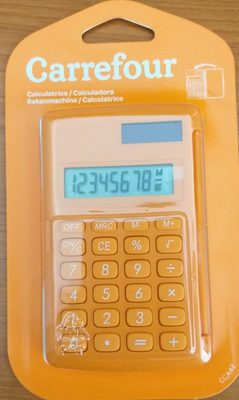Calculatrice - Product