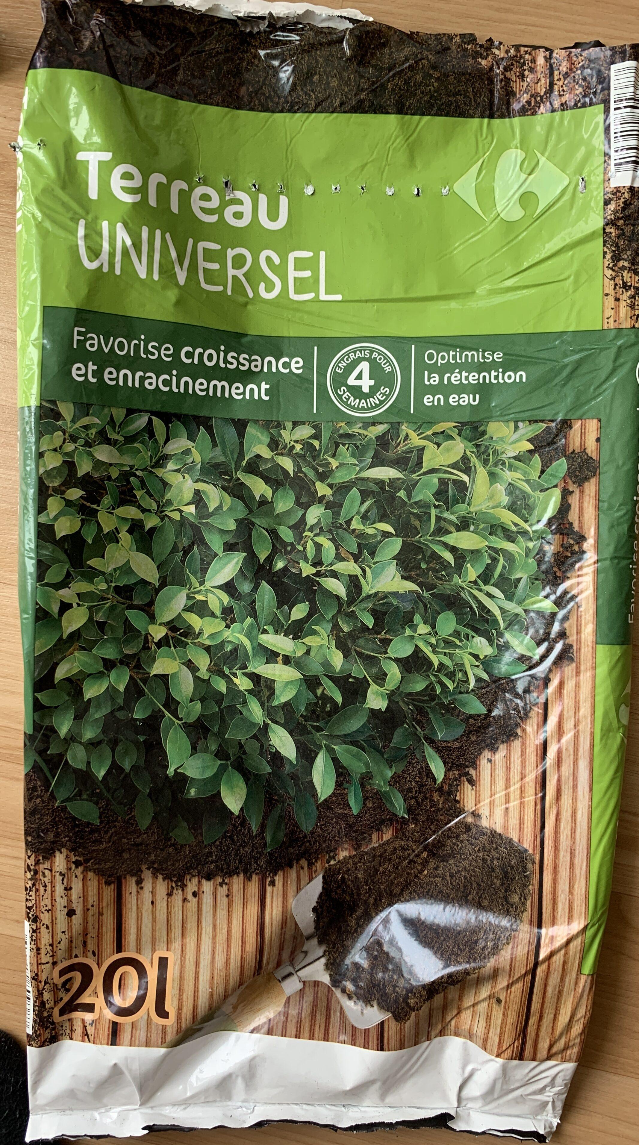 Terreau universel - Product - fr