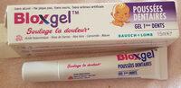 Bloxgel poussées dentaires - Product - fr