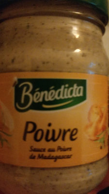 Bénédicta Poivre Madagascar - Produit