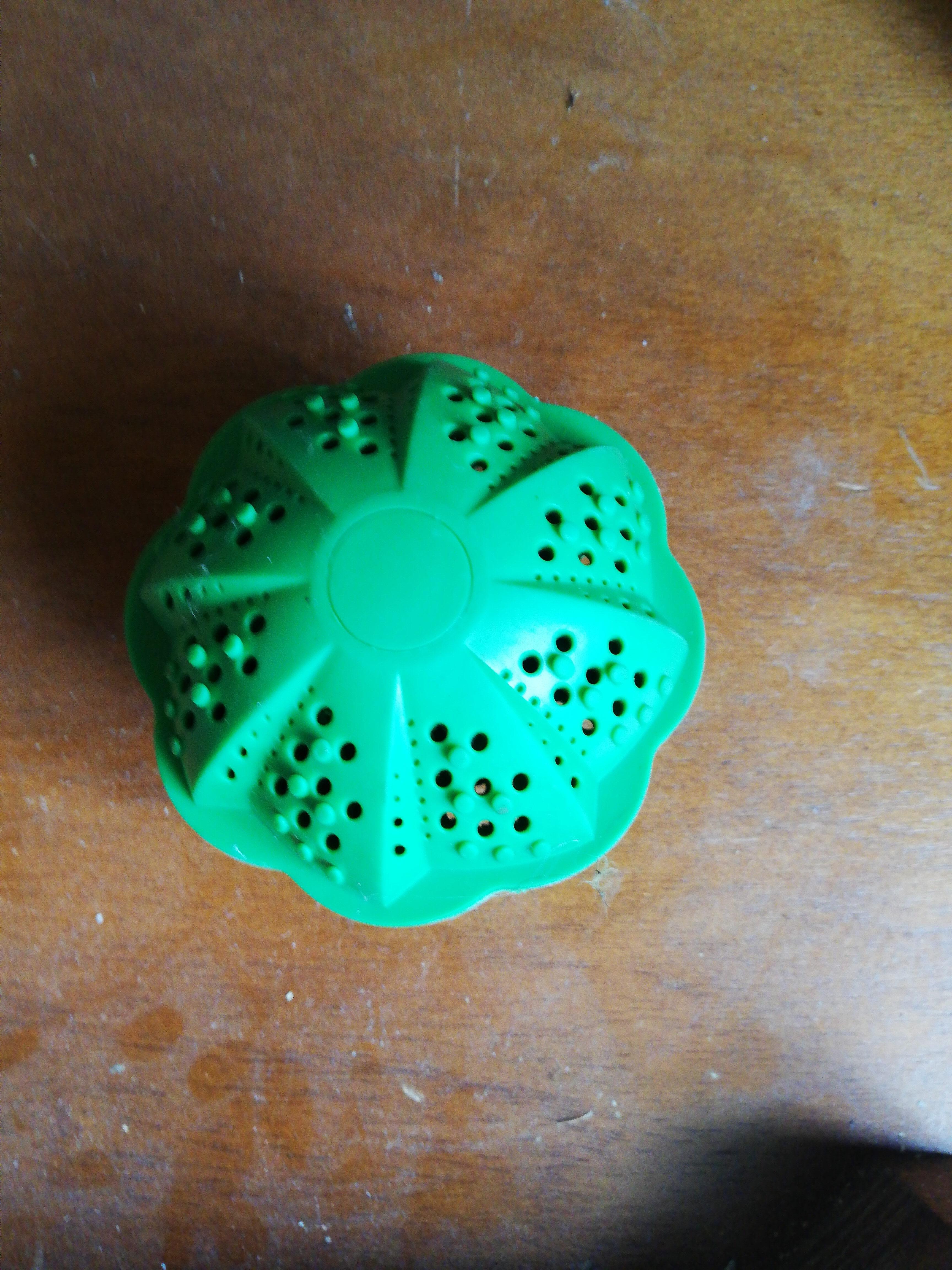 boule de lavage du linge avec billes céramiques. - Product - fr