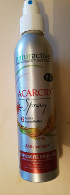 Acaricid' spray - Product