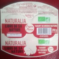 Yaourt de brebis nature - Product - fr