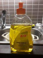 500ML Liquide Vaiseselle Ultra Citron Kriss - Product