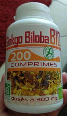 Ginkgo biloba bio - Product