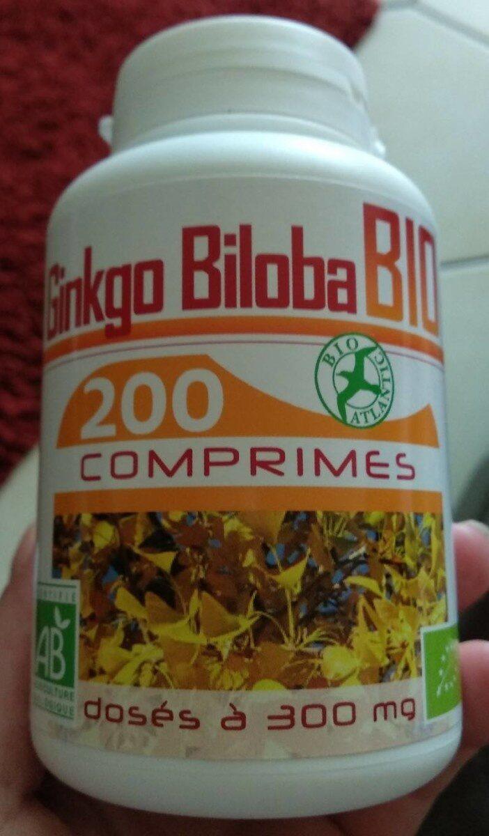 Ginkgo biloba bio - Produit