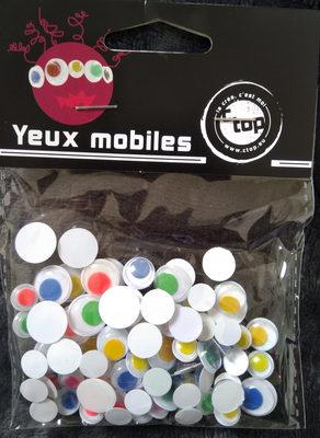 Yeux mobiles - Produit