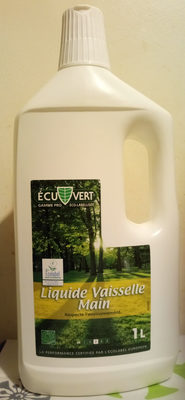 liquide vaisselle main - Product