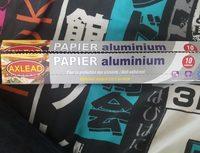 Papier aluminium - Product