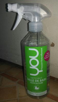 Nettoyant salle de bain anticalcaire - Product