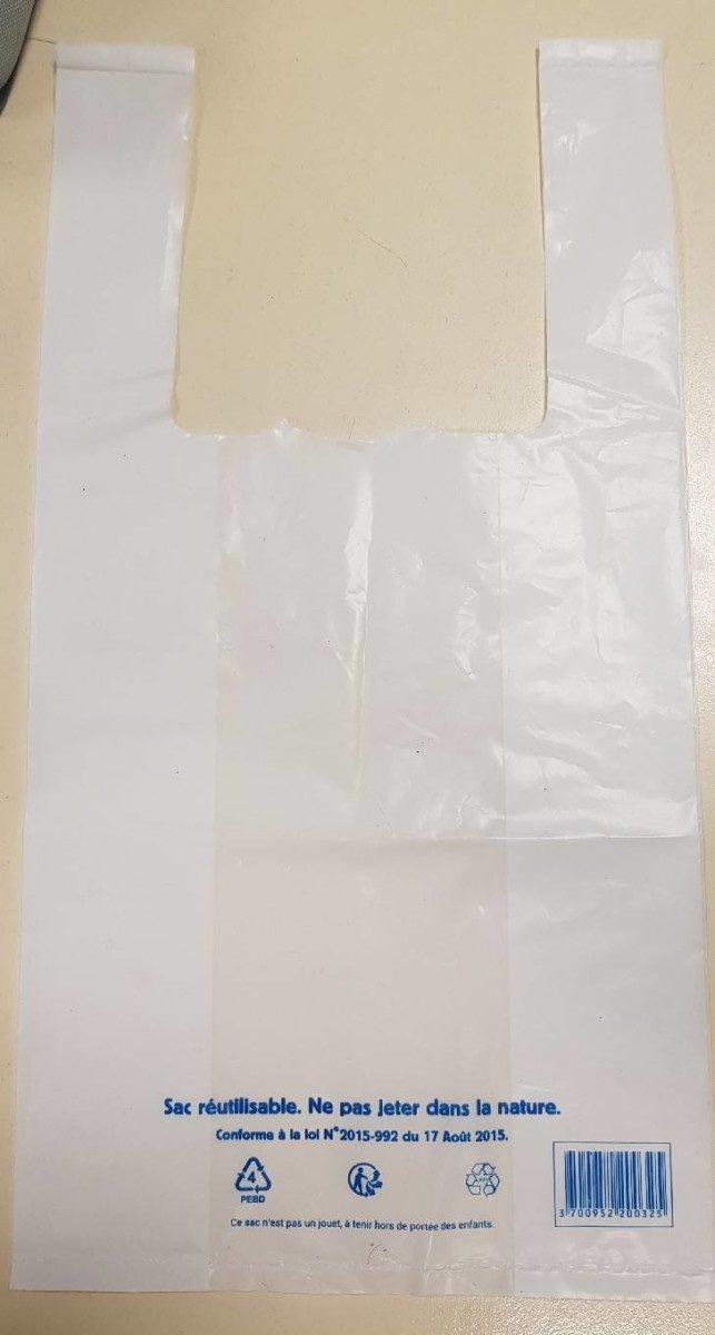 Sac plastique - Product