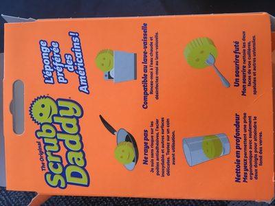 éponge Multifonctions - Scrub Daddy - Scrub Daddy - Ingredients