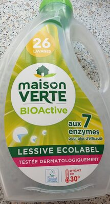 Lessive Ecolabel - Product - fr