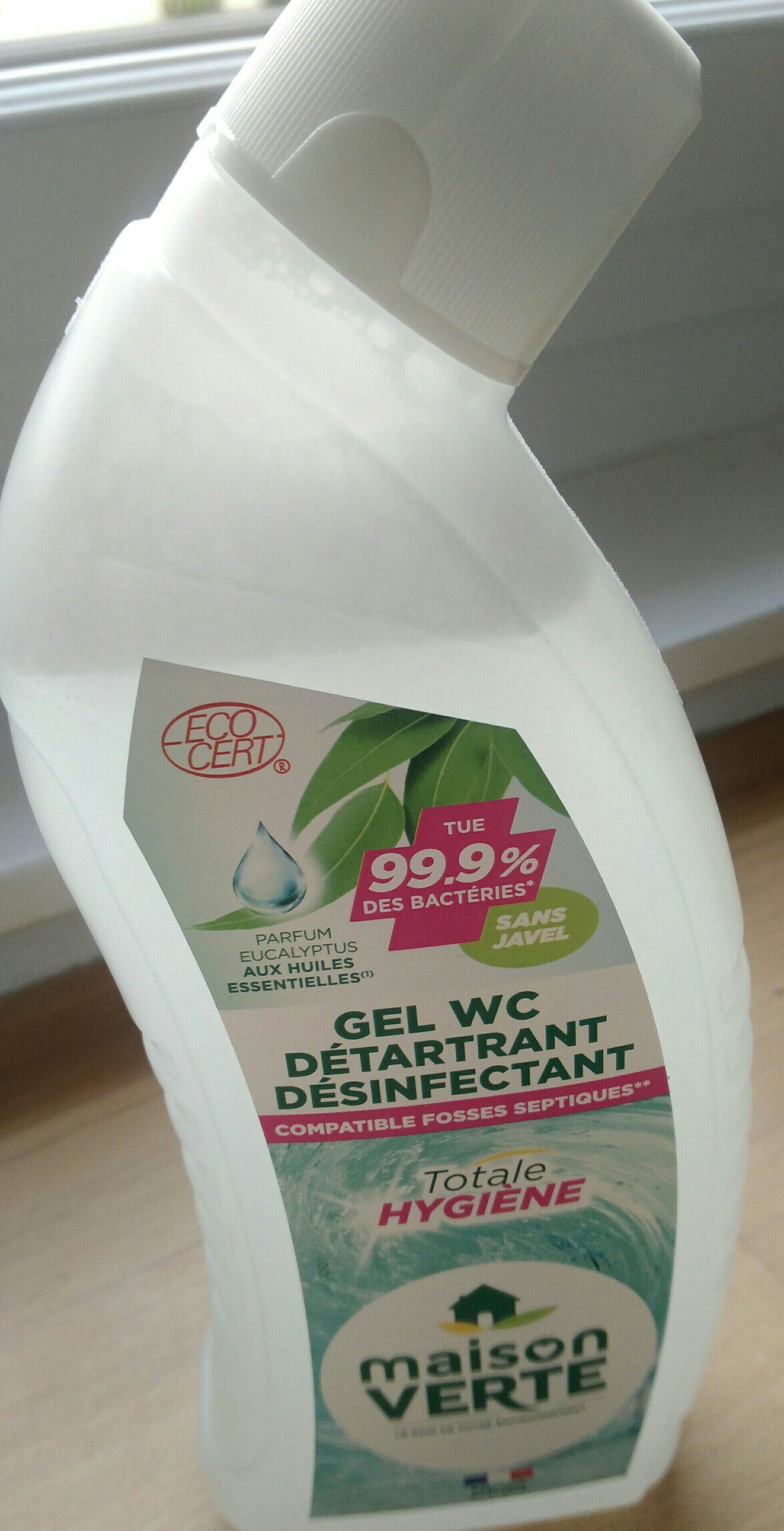 gel wc maison.verte - Product - fr