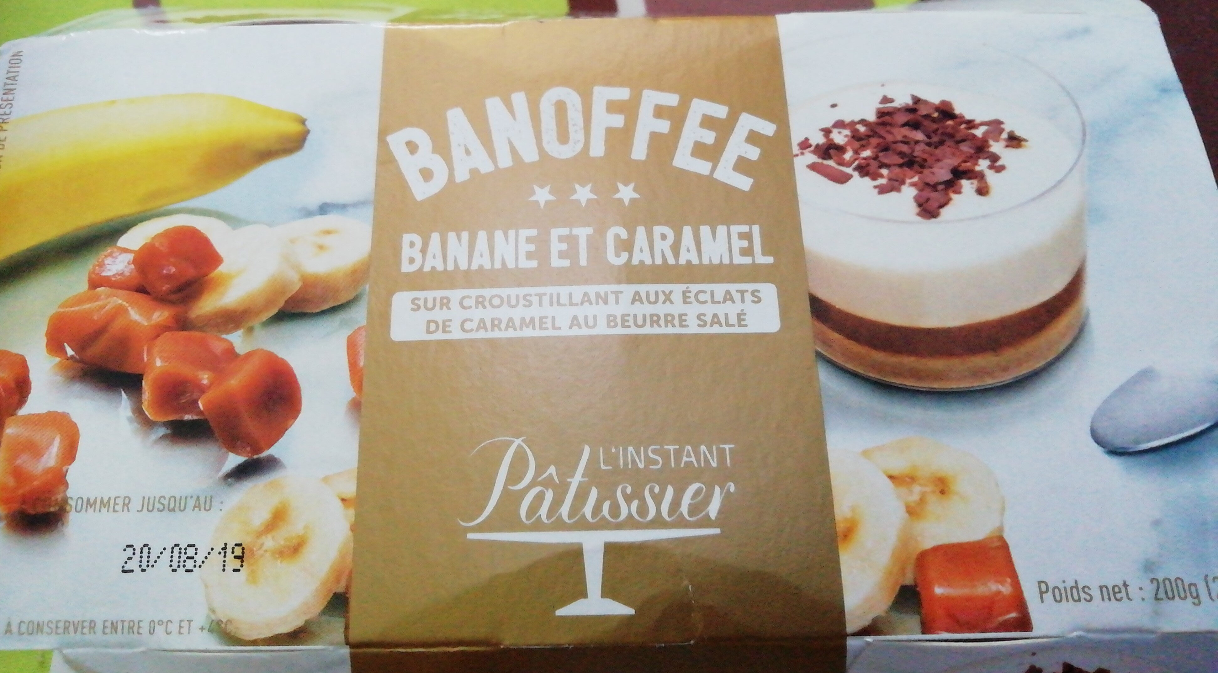BANOFFEE - Product - fr