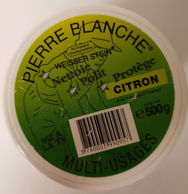 Pierre blanche - Product