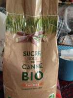 sucre roux de canne - Product
