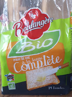 La Boulangère - Product