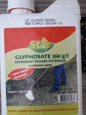 Glyphosate - Ingredients