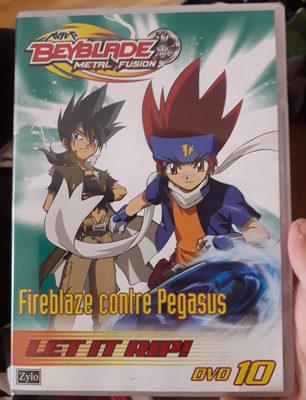 DVD Bleyblade métal fusion - Produit
