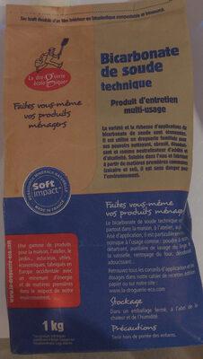 Bicarbonate de soude - Produit - fr