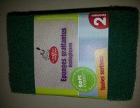Éponges grattantes écologiques - Product