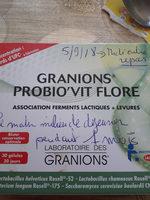 Granions Probiovit' Flore - Product