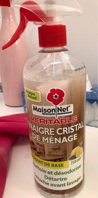 Vinaigre cristal de ménage - Product - fr