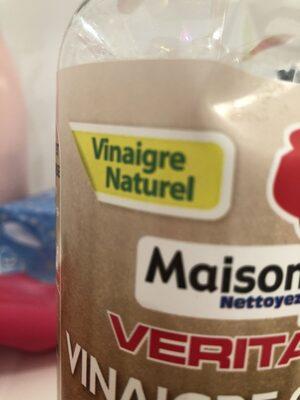 Vinaigre cristal de ménage - Ingredients - fr