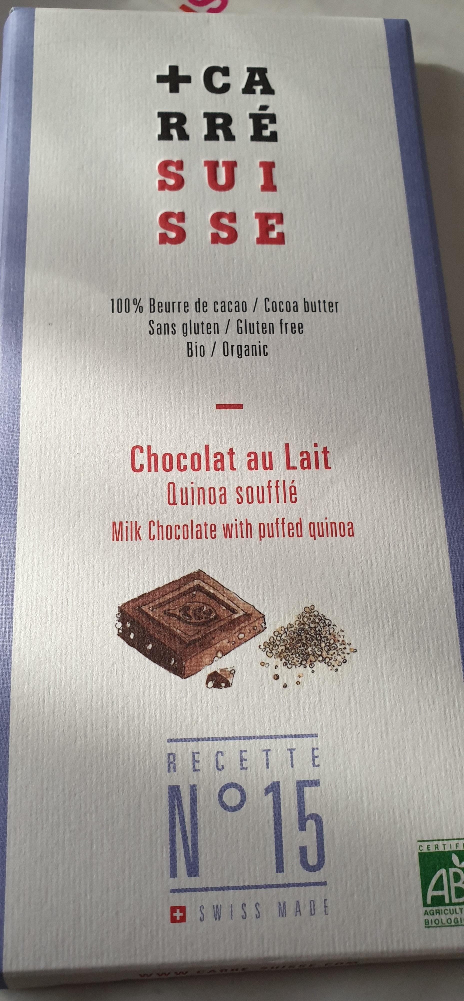 +carré suisse recette 15 - Product - fr