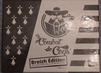 Combats de coqs Breizh Éditions - Produit - fr