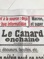 Le Canard Enchainé - Produit