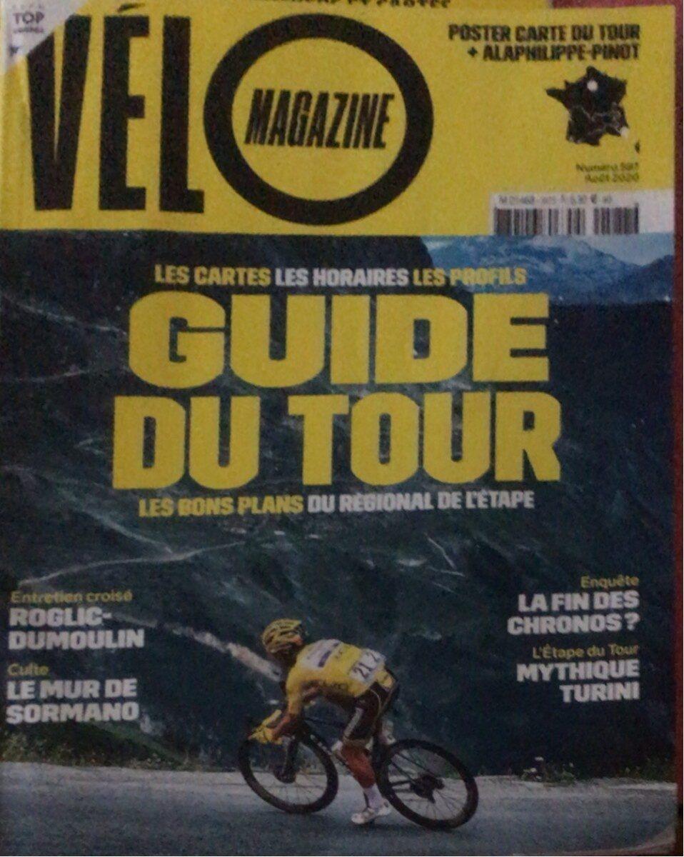 Guide du tour - Product - fr