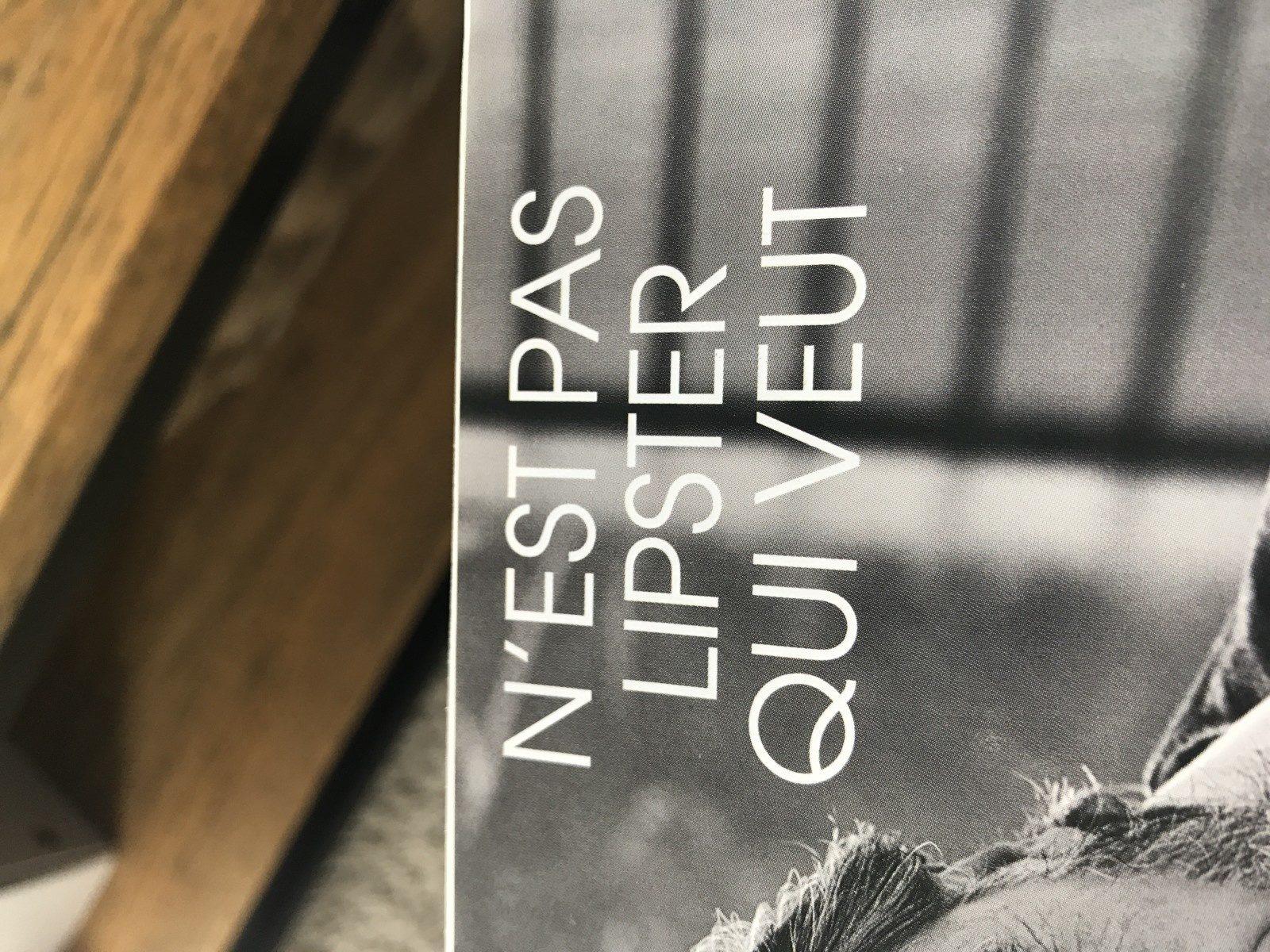 Magazine - Ingrédients