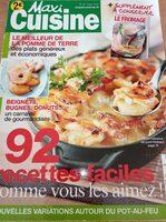 Maxi Cuisine - Product - fr
