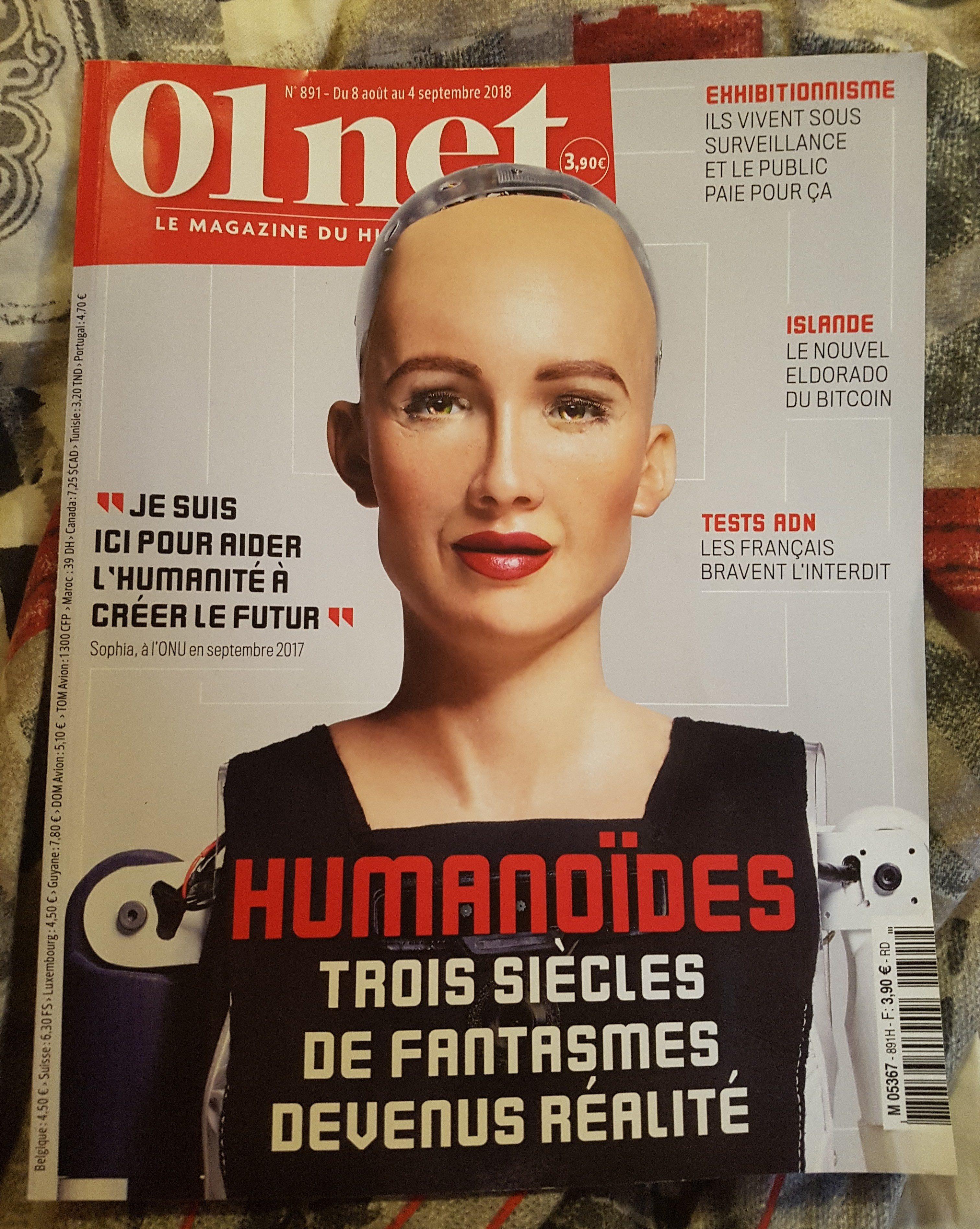 01net Magazine - Product - fr