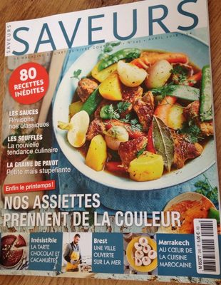 Saveur - Product