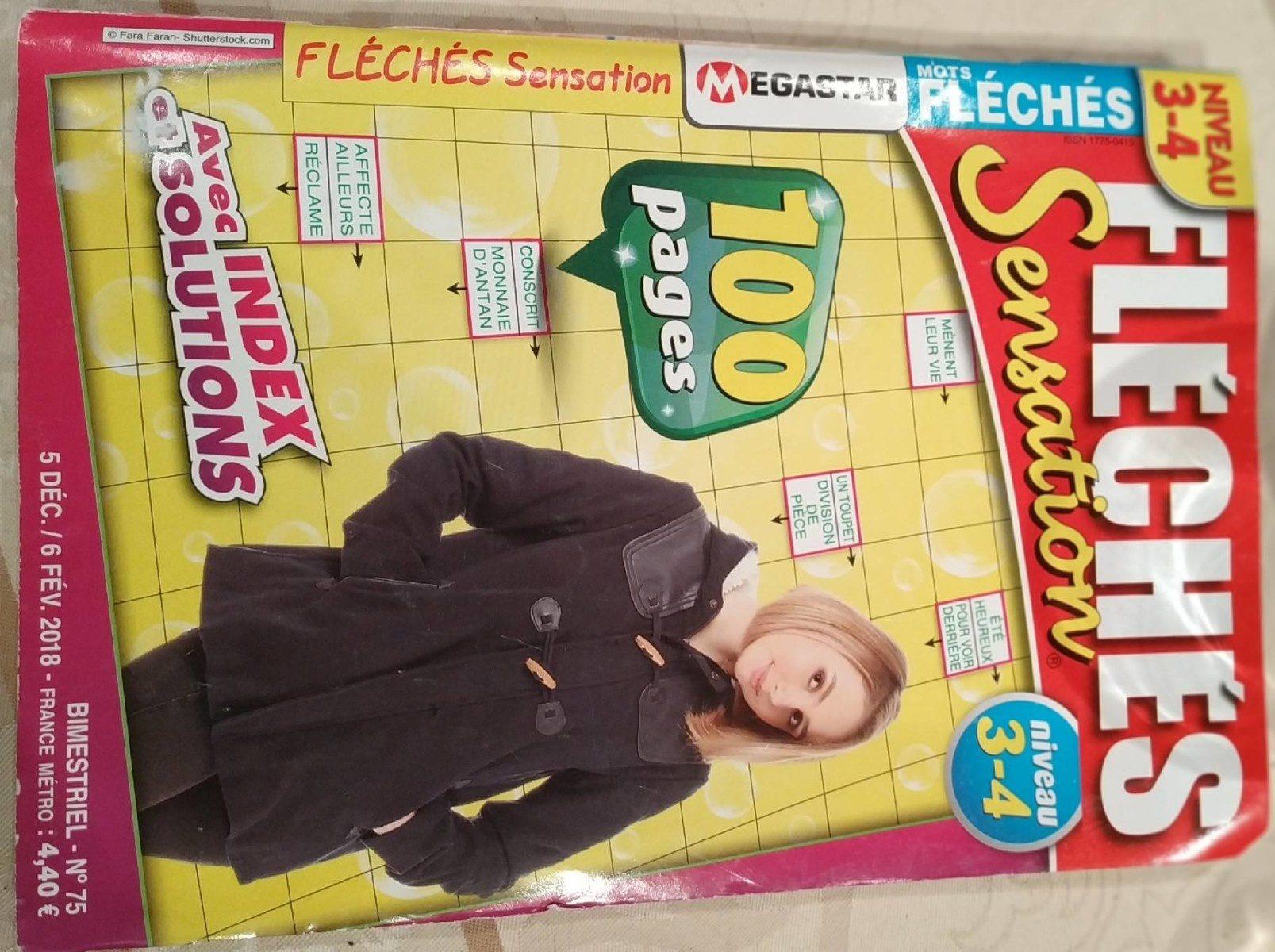 Fléchés sensation - Product - fr